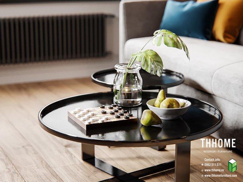 Khéo léo sử dụng thực vật hiện đại trong nhà