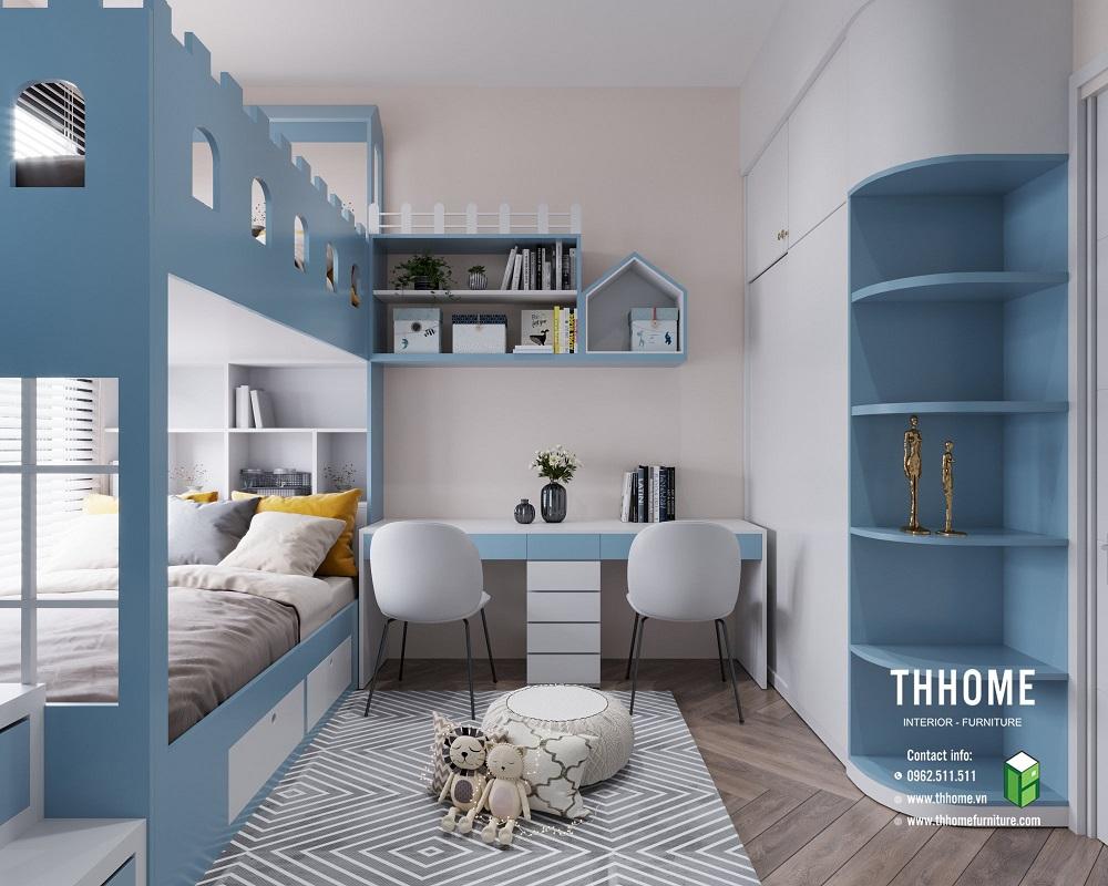 Phòng ngủ 1 của căn hộ 15a12