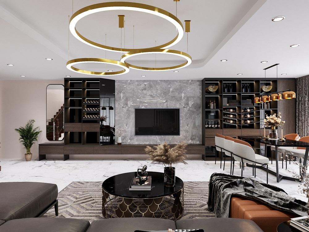 Biệt thự The Manor nên thiết kế như nào?