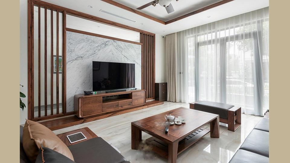 Ánh sáng mang đến những đường nét mạnh mẽ, ấn tượng trên những thiết kế nội thất