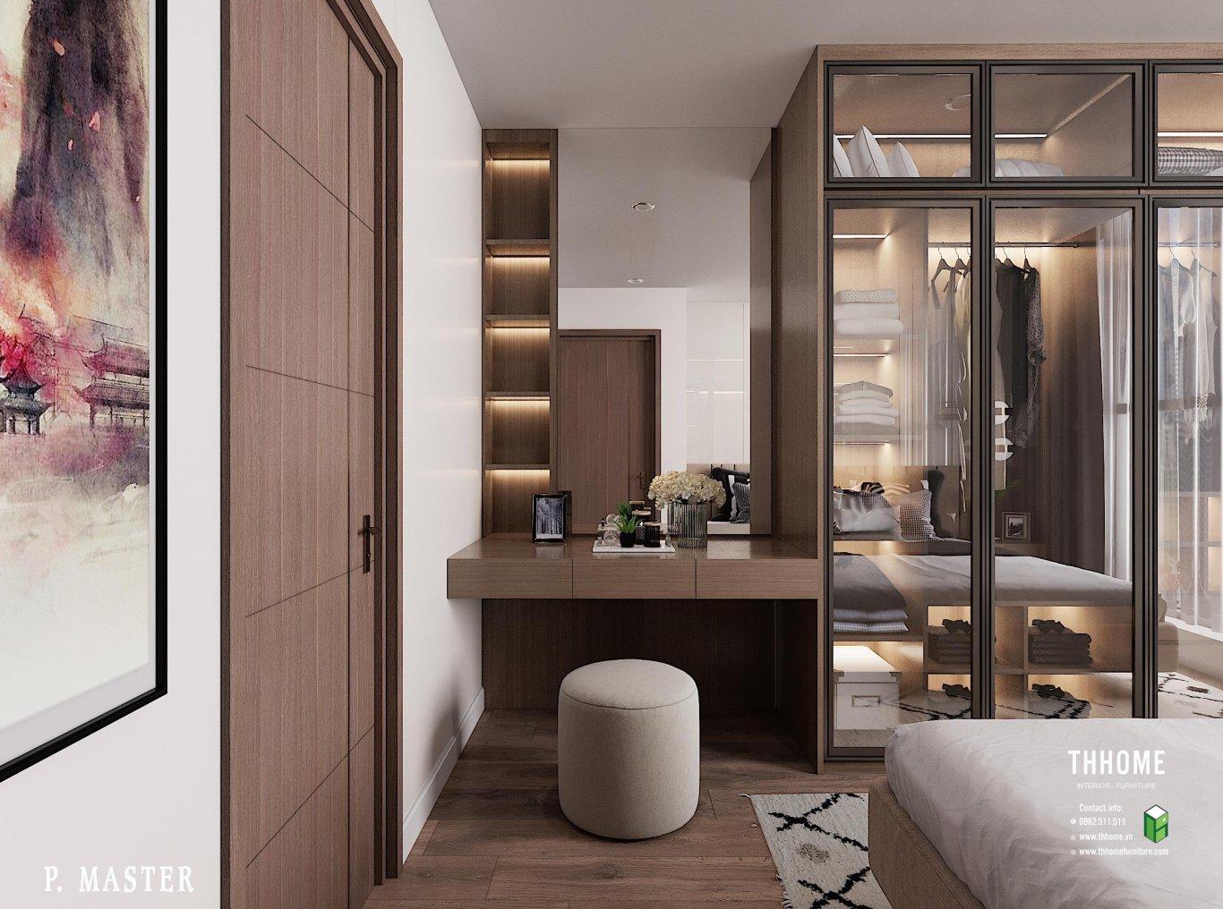 Các phòng ngủ đều được trang bị đầy đủ các đồ dùng sinh hoạt cần thiết