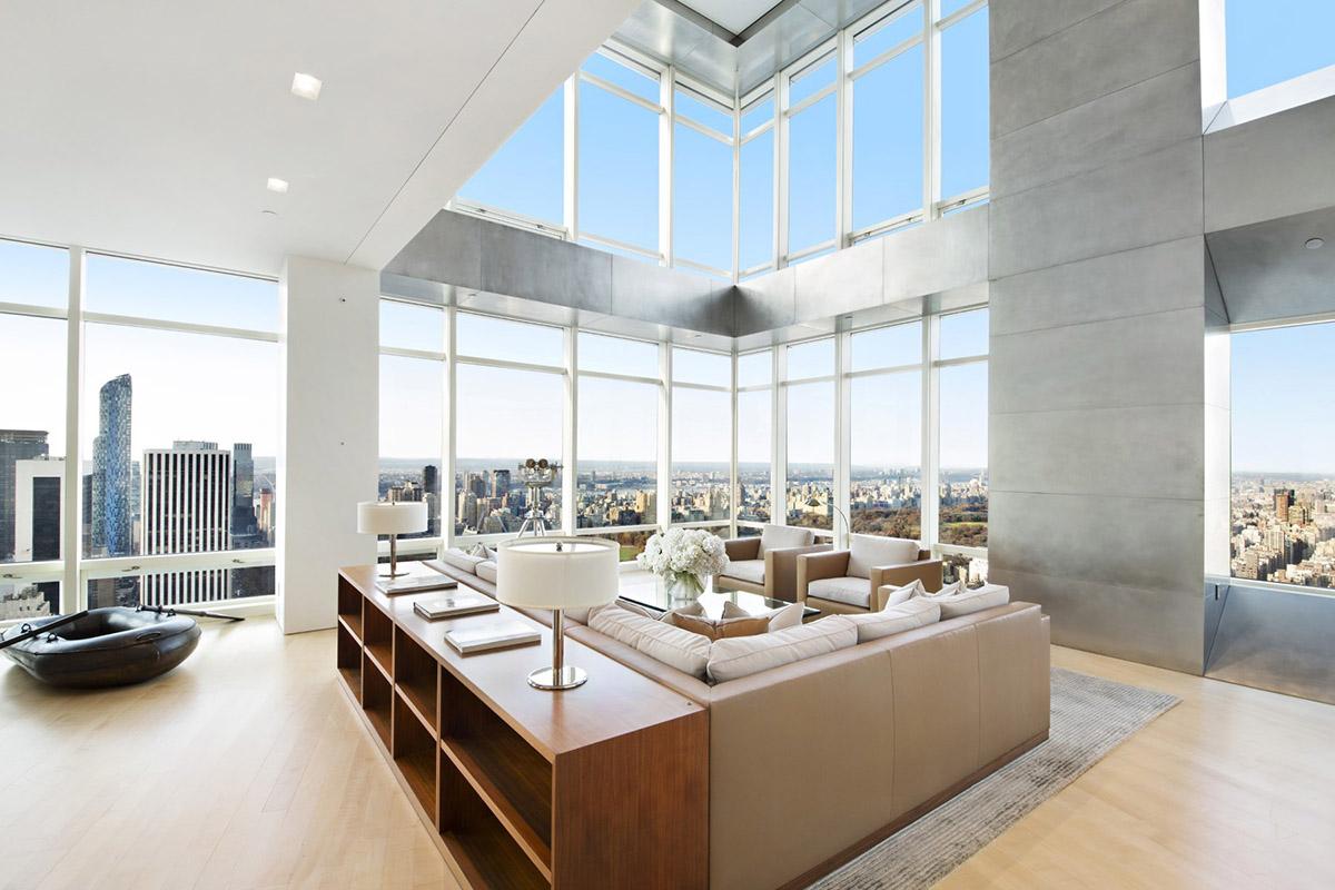 Phong cách hiện đại với không gian thoáng mát, nội thất được sắp xếp hợp lí, hài hòa.