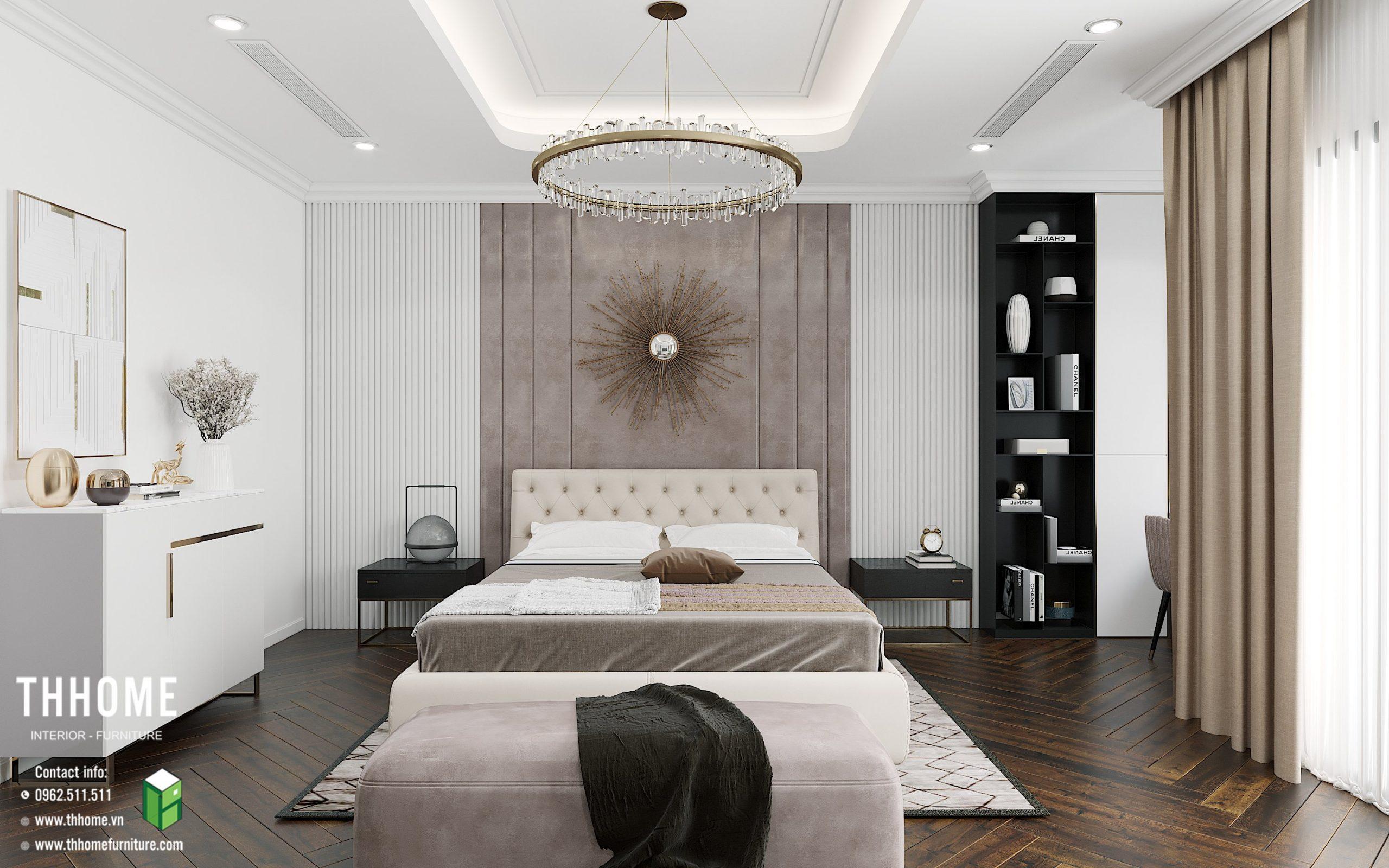 Dịch vụ thiết kế thi công nội thất trọn gói của TH Home