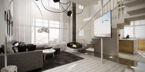 Duplex được coi là biểu tượng dành riêng cho giới thượng lưu