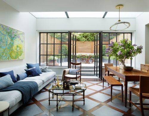Phòng khách là nơi được chú ý nhất trong thiết kế nội thất hợp phong thủy