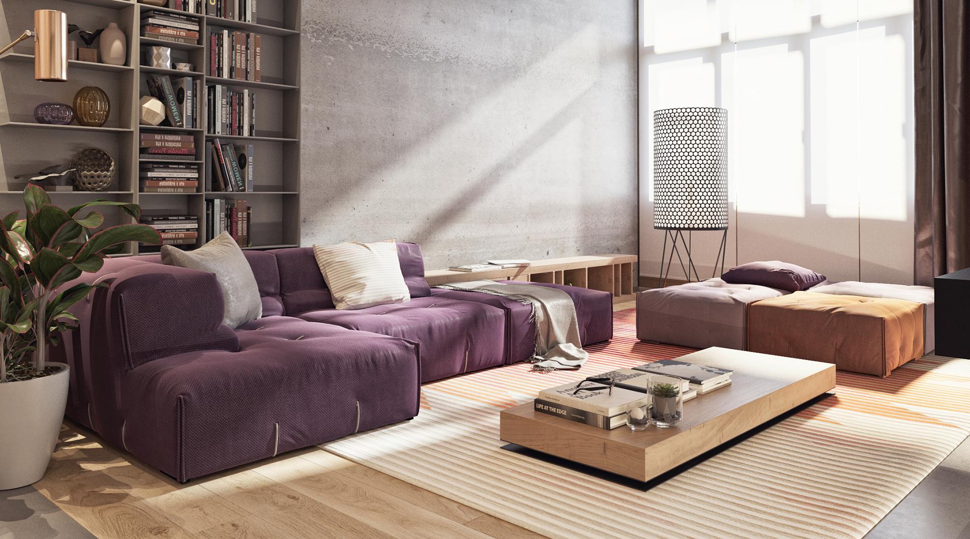 nguyên tắc thiết kế nội thất