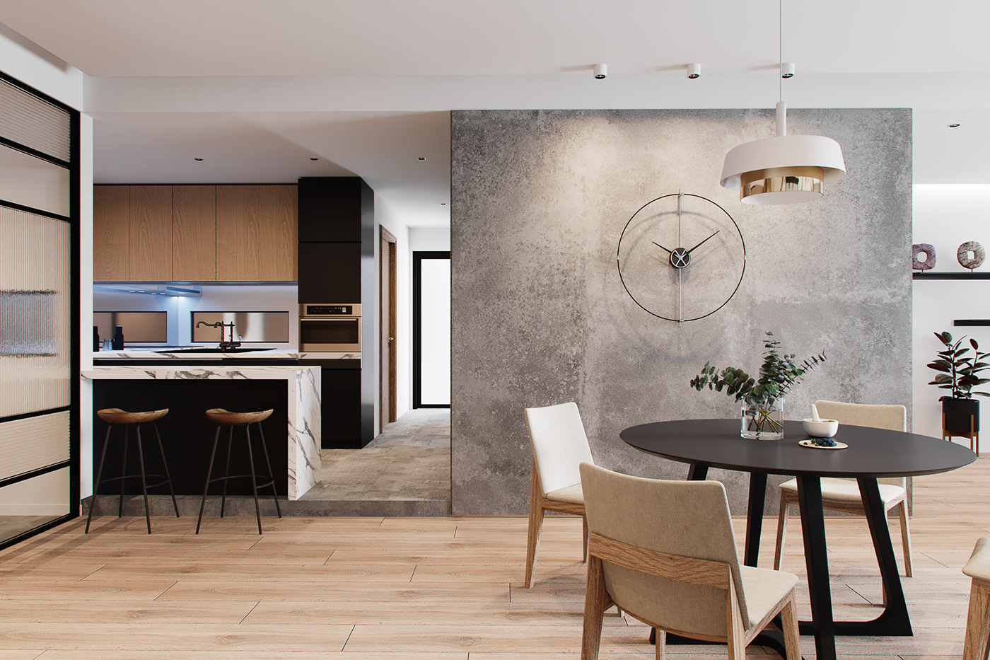 Thiết kế nội thất chung cư đẹp là mơ ước của biết bao người về một cuộc sống đúng nghĩa