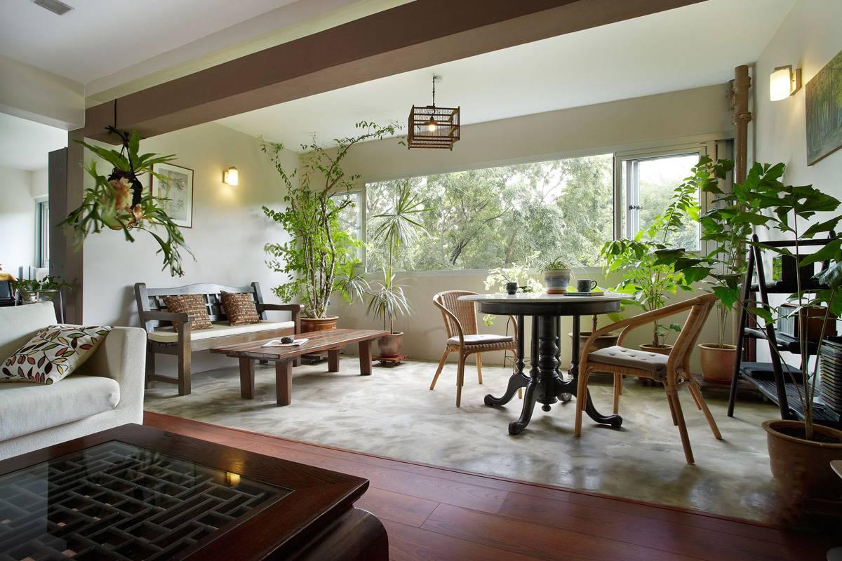Phong cách Eco trong nội thất - mang thiên nhiên đến ngôi nhà của bạn