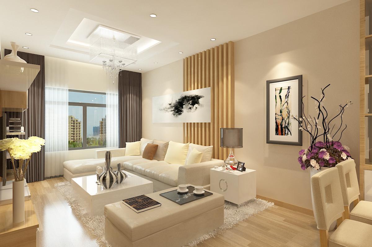 Thiết kế nội thất chung cư đẹp - Thiết Kế Vip