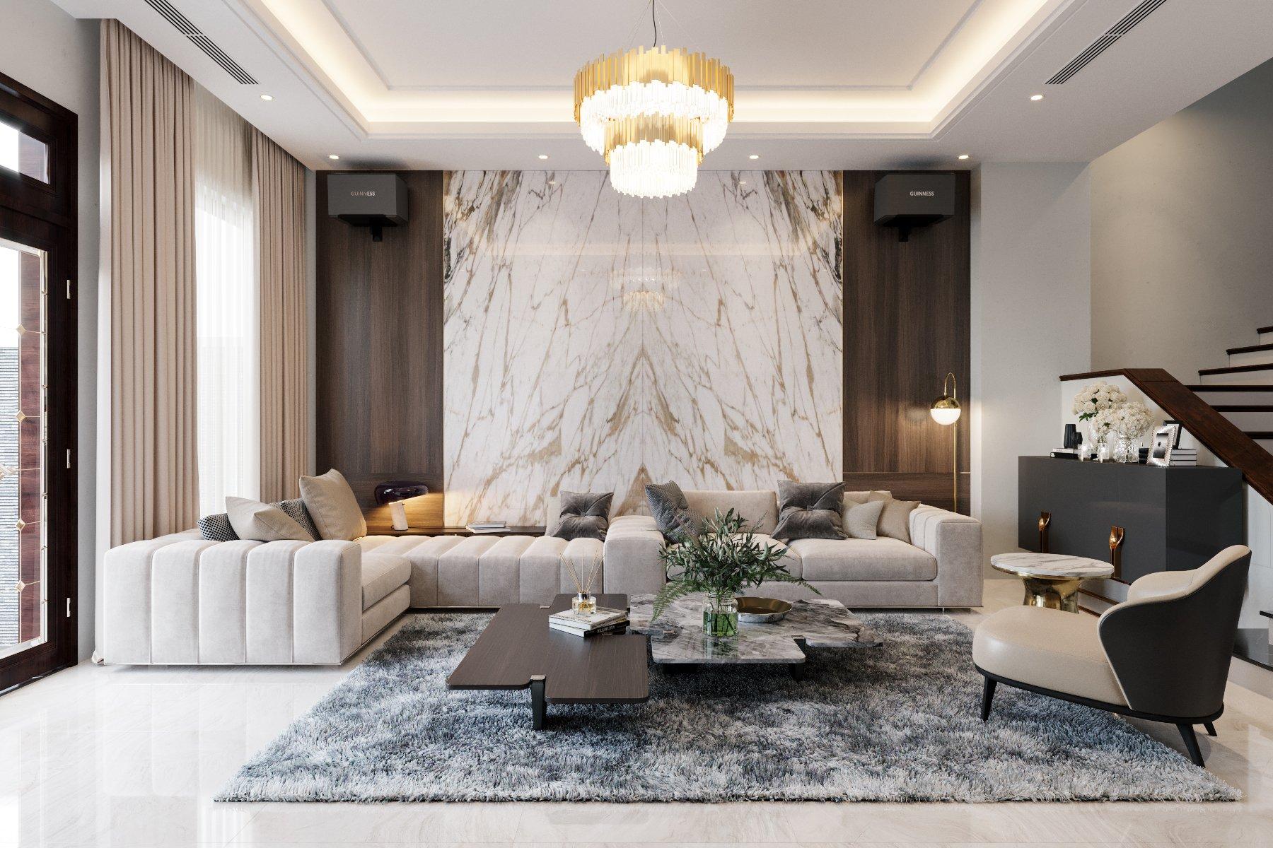 các phong cách thiết kế nội thất chung cư