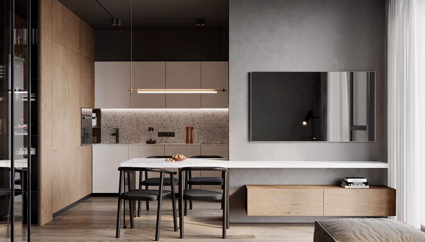 Các đồ nội thất cao cấp, thiết kế đẹp là mà không cầu kỳ, phức tạp