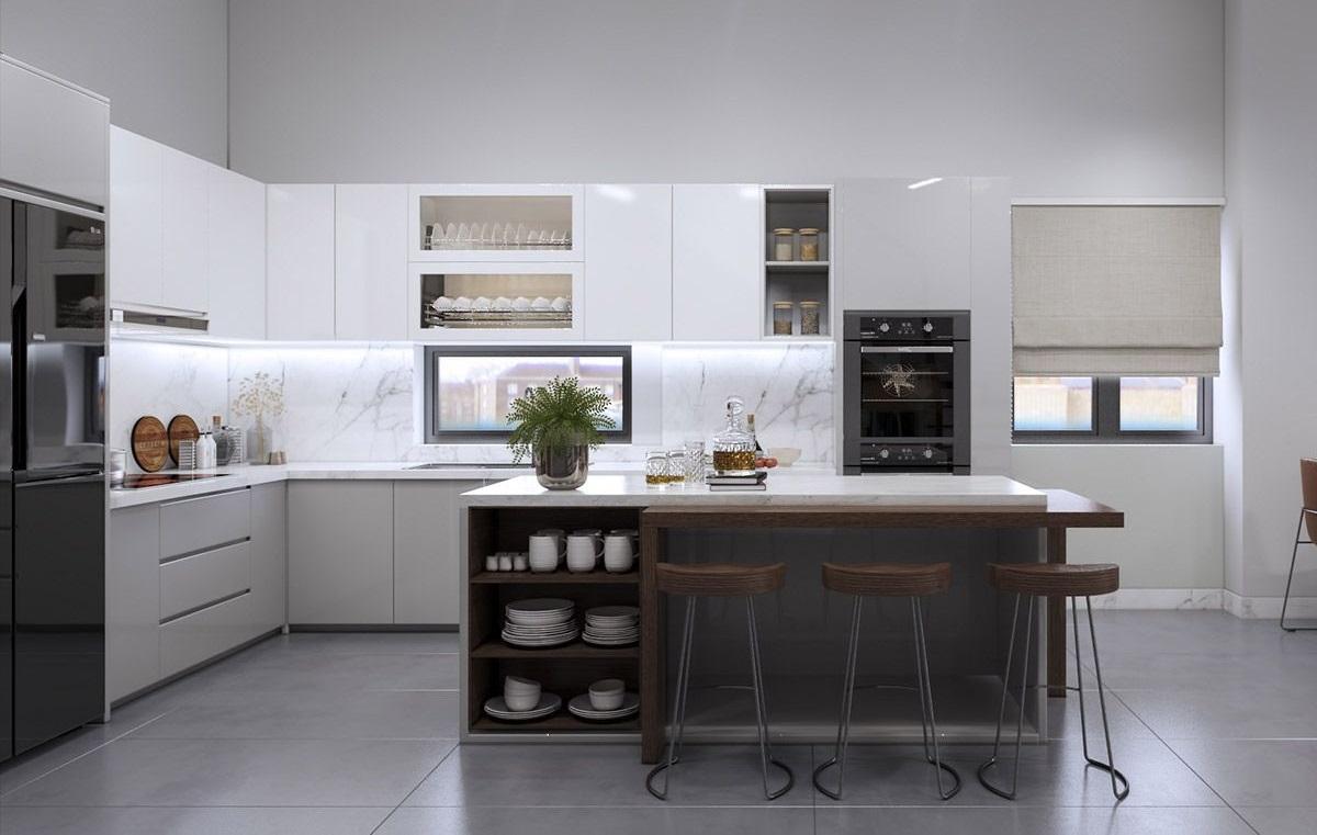 thiết kế nội thất chung cư thông minh