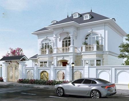 nhà đẹp biệt thự thumb